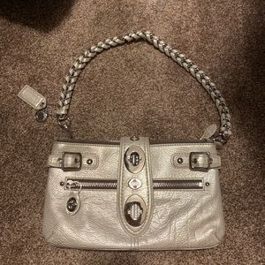 Coach Legacy Bridget Platinum Bag